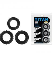 Titan ereksiyon halkaları
