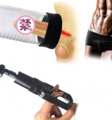 25 cm iç derinlikli büyük boy penis pompası