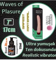 Titreşimli vibratör kayganlaştırıcı jell