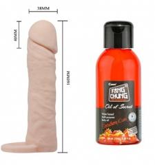 Penis uzatıcı kılıf, penis uzatıcı prezervatif