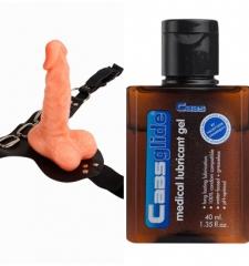 Realistik Penis, Protez Penis Kemerli Seti