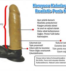 Penis koruması, özel penis koruması, penis koruyucu kılıf