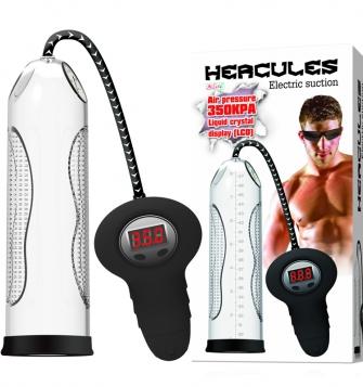 Erotik malzeme-tam otomatik penis pompası