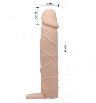 Halkası Olan Penis Kılıfı